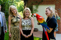 Nashville Zoo's Sunset Safari Committee Kickoff Party